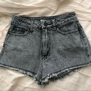 NWOT BDG cheeky denim shorts
